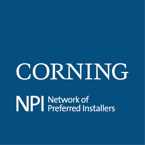 Corning Network Preferred Installers Emblem